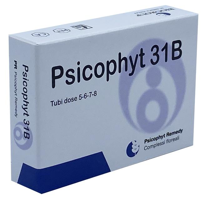 PSICOPHYT REMEDY 31B 4 TUBI 1,2 G - Farmaseller