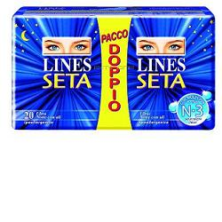 LINES SETA ULTRA NOTTE ALI 10 PEZZI - Farmabros.it
