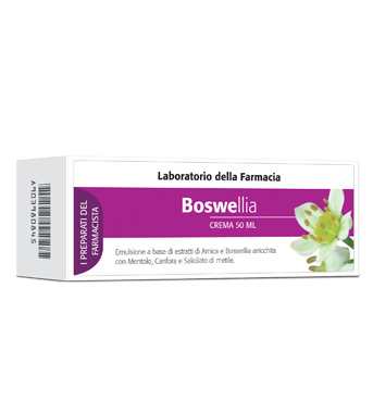 LDF BOSWELLIA CREMA 50ML - Farmapage.it