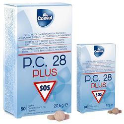 PC 28 PLUS 20 TAVOLETTE 410 MG - Farmacia33