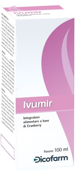 Ivumir Sciroppo Integratore Alimentare 100ml - Farmajoy