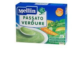 MELLIN PASSATO VERDURE 8 BUSTINE 8 G - Farmacia Bartoli