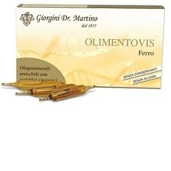 FERRO OLIMENTOVIS 60ML - Farmaciacarpediem.it