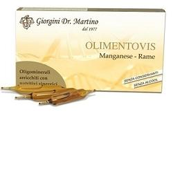 MANGANESE RAME OLIMENTOVIS 60 ML - Farmacia Centrale Dr. Monteleone Adriano