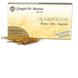 RAME ORO ARGENTO OLIMENT 60 ML - Farmajoy