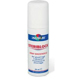 SPRAY EMOSTATICO MASTER-AID STERIBLOCK - Farmastar.it