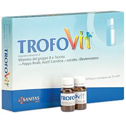 TROFOVIT 14 FLACONCINI 10 ML - La farmacia digitale