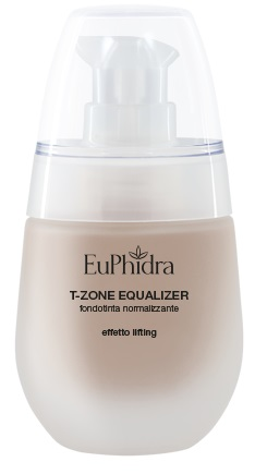 EUPHIDRA SKIN PR T ZONE FONDOTINTA MEDIO 30ML - Farmajoy