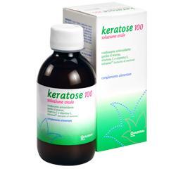 KERATOSE 100 SOLUZIONE ORALE 200 ML - Farmaseller