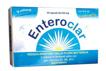 ENTEROCLAR 30 CAPSULE - sapofarma.it