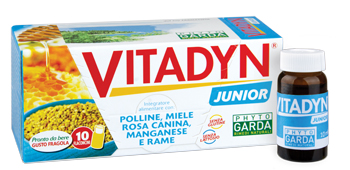 VITADYN JUNIOR 10 FLACONCINI 10 ML - Farmacia Giotti