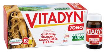 Phyto Garda Vitadyn Tono Integratore Alimentare 20 Flaconi Da 10ml - Farmacia Giotti