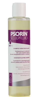 PSORIN SCULPFLUID SHAMPOO 200 ML - farmaventura.it