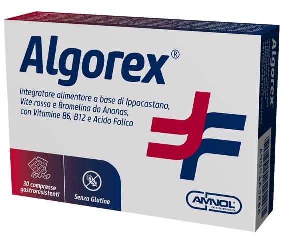 ALGOREX 30 COMPRESSE - Farmaedo.it