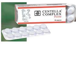 CENTELLA COMPLEX FORTE 20 COMPRESSE - Farmaciaempatica.it