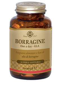 BORRAGINE ONE A DAY GLA 30 PERLE - FARMAEMPORIO