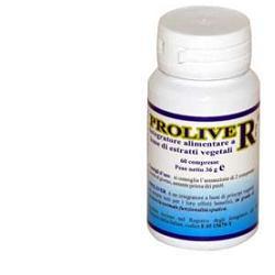 PROLIVER 60 COMPRESSE - Farmacia Massaro