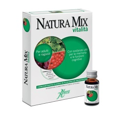 NATURA MIX VITALITA 10 FLACONCINI 15 G - Farmaciaempatica.it