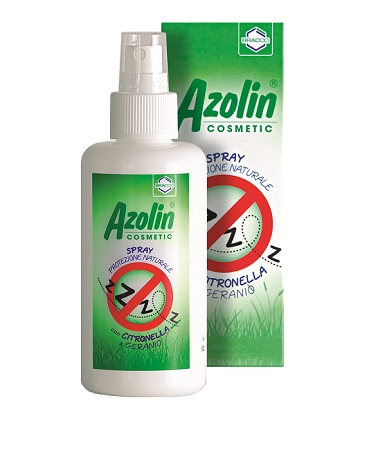 AZOLIN COSMETIC SPRAY 100 ML - Farmapage.it