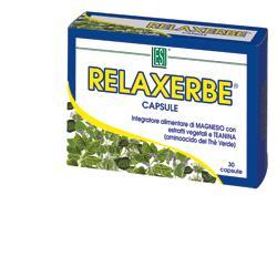 ESI RELAXERBE 30 CAPSULE - Farmaseller