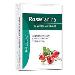 ROSA CANINA 20 COMPRESSE 20 G -  Farmacia Santa Chiara