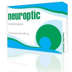 Neuroptic Integratore Antiossidante 30 Compresse Retard