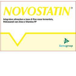 NOVOSTATIN 20 COMPRESSE - FARMAPRIME