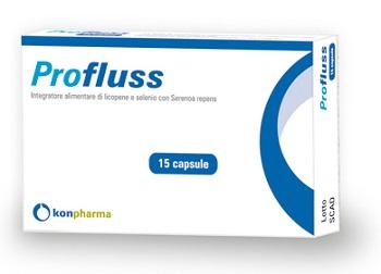 PROFLUSS 15 CAPSULE 9,75 G - farmaventura.it