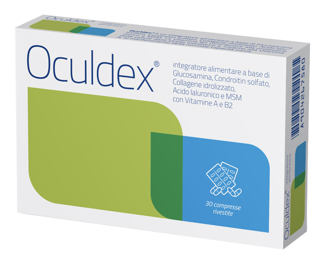 OCULDEX 30 COMPRESSE - FARMAEMPORIO