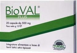 BIOVAL PLUS 20 CAPSULE - Farmapage.it