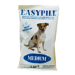 EASYPILL DOG MEDIUM SACCHETTO 75 G - farmaciadeglispeziali.it