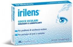 IRILENS GOCCE OCULARI 15 AMPOLLE MONODOSE RICHIUDIBILI 0,5 ML - Farmajoy