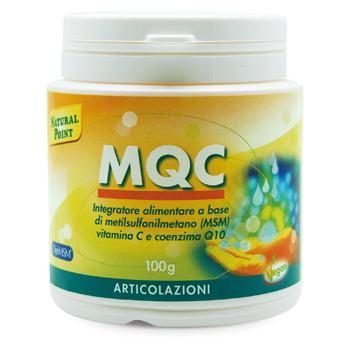MQC POLVERE 100 G - Iltuobenessereonline.it