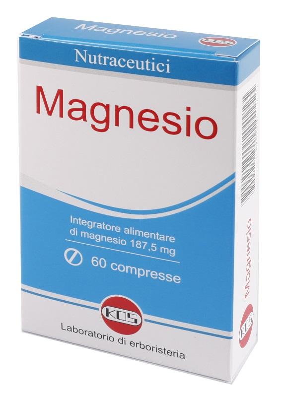 MAGNESIO 60 COMPRESSE - Farmacia Massaro