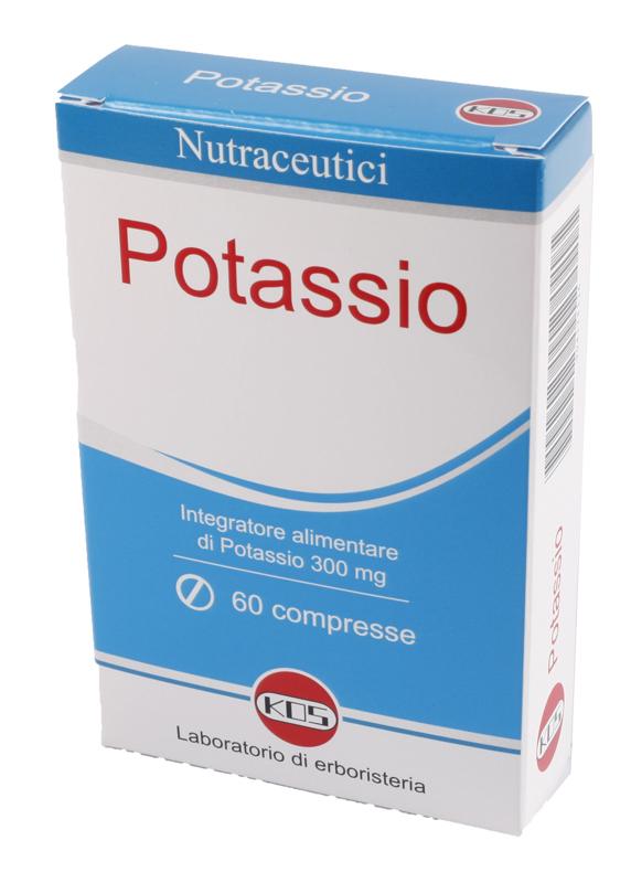 POTASSIO 60 COMPRESSE - Farmastar.it