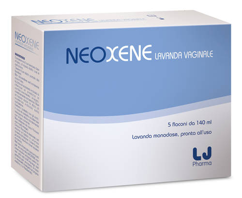NEOXENE LAVANDA VAGINALE 5 FLACONI 140 ML - Sempredisponibile.it