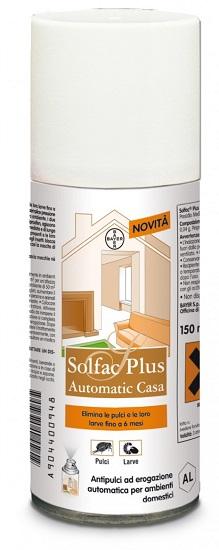 SOLFAC PLUS AUTOMATIC CASA 150 ML - Farmaci.me