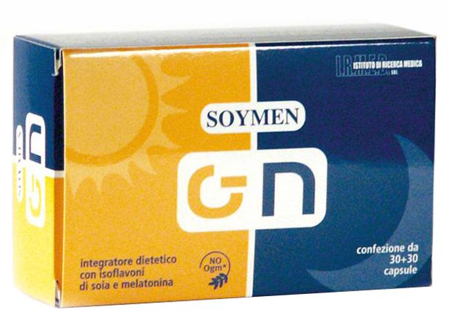 SOYMEN GN 30+30 CAPSULE - Spacefarma.it