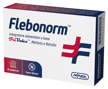 FLEBONORM 30 COMPRESSE - farmaciadeglispeziali.it