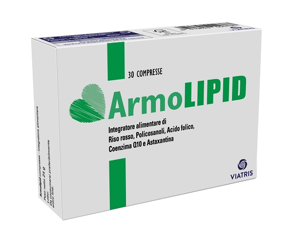 ARMOLIPID 30 CPR - FARMAPRIME