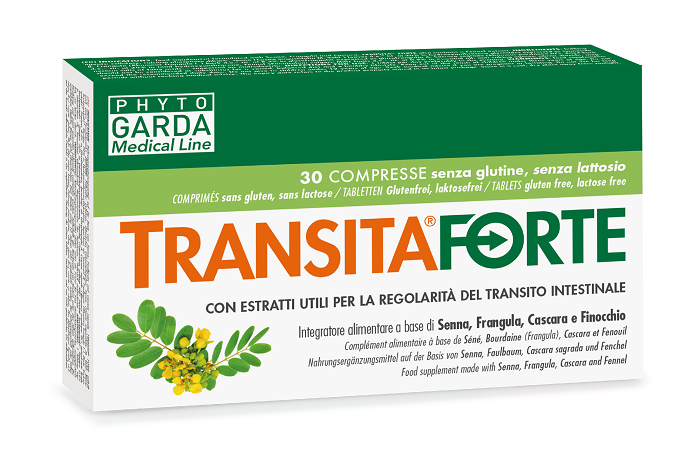 TRANSITA FORTE 30 COMPRESSE - Farmia.it