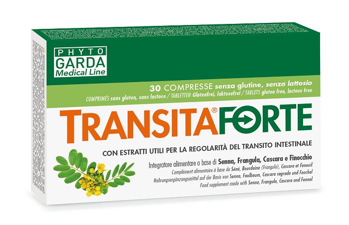 TRANSITA FORTE 30 COMPRESSE - Farmaciacarpediem.it