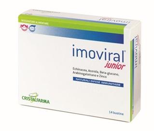 IMOVIRAL JUNIOR 14 BUSTINE - Farmaseller