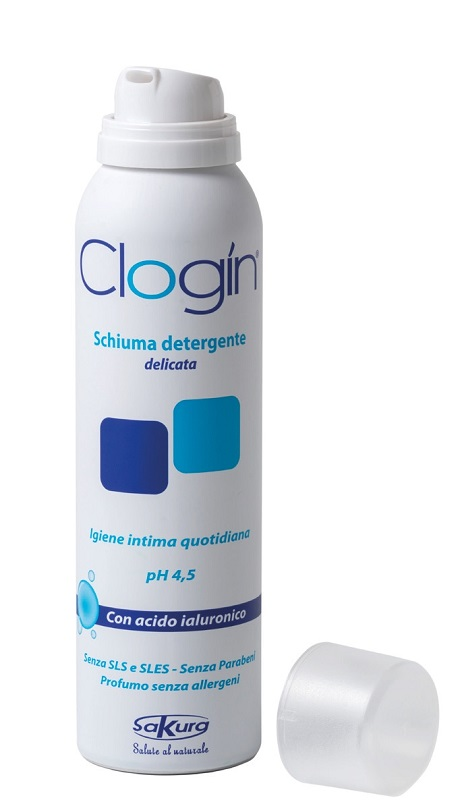 CLOGIN SCHIUMA DETERGENTE INTIMA 150 ML - Farmaunclick.it