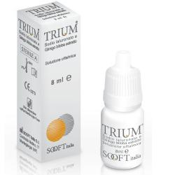 TRIUM GOCCE OCULARI MULTIDOSE 8ML - Carafarmacia.it