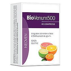 BIOVENUM 500 60 COMPRESSE 48 G LINEA NEOVEN - Farmaciacarpediem.it