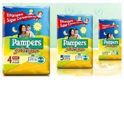 PAMPERS SOLE E LUNA JUNIOR 18 - Farmaunclick.it