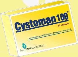 CYSTOMAN 100 30 CAPSULE - Turbofarma.it