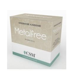 METALFREE POLVERE 30 BUSTINE 5 G