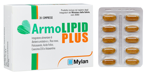 ARMOLIPID PLUS 20 CPR - Carafarmacia.it